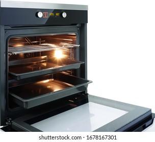 Cartón para horno